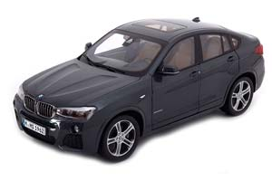 BMW X4 F26 2014 SOPHISTO GREY METALLIC