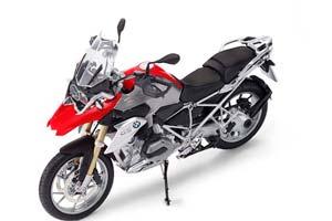 BMW K50 MOTOBIKE R1200 GS 2013 RED