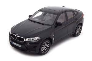 BMW F86 X6M 2015 BLACK METALLIC