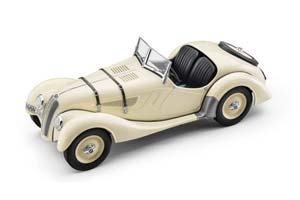 BMW 328 ROADSTER 1936-1940 CREME SPECIAL EDITION BY BMW