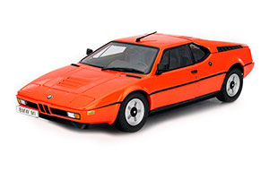 BMW E26 M1 1978-1981 ORANGE HERITAGE SERIES SPECIAL EDITION FOR BMW