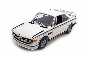 BMW E9 3,0 CSL 1973-1975 WHITE SPECIAL EDITION BY BMW