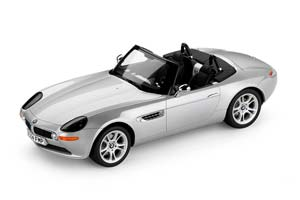 BMW Z8 ROADSTER HERITAGE COLLECTION 1999-2003 SILVER