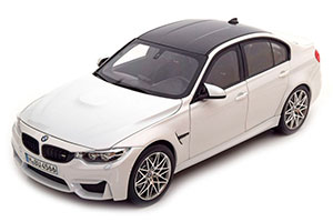 BMW F80 M3 COMPETITION 2016 WHITE SPECIAL EDITION BY BMW
