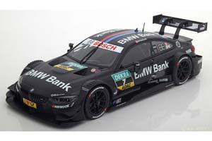 BMW M4 DTM #7 Bruno Spengler BMW Bank 2016 Black