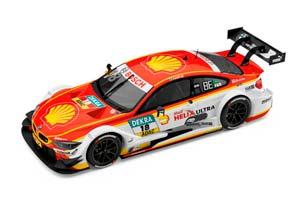 BMW M4 DTM #18 AUGUSTO FARFUS BMW TEAM MTEK 2016 ORANGE