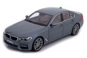 BMW G30 5-ER SERIES LIMOUSINE 2017 BLUESTONE METALLIC