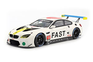 BMW M6 GTLM F13 #19 ART CAR JOHN BALDESSARI 24H DAYTONA 2017 *БМВ БИМЕР БУМЕР