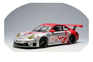 PORSCHE 911 (996) GT3 RSR #45 FLYING LIZARD ALMS GT2 2006 RALLY