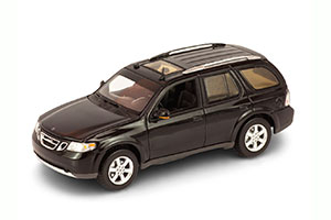 SAAB 9-7X 2006 METALLIC BLACK