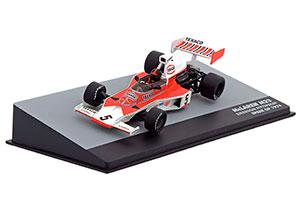 MCLAREN M23 E.FITTIPALDI SPAIN GP 1974 #5 WORLD CHAMPION