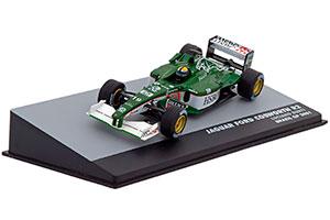 JAGUAR R2 L.BURTI BRAZIL GP 2001 #19