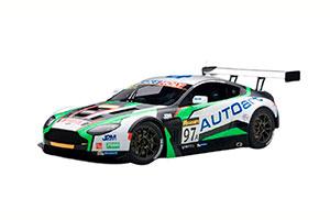 ASTON MARTIN V12 VANTAGE BATHURST 12 HOUR ENDURANCE RACE 2015 #97 A.MACDOWALL/D.OYOUNG/S.MUCKE