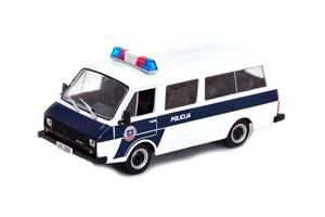 RAF 22038 POLICIJA WHITE/BLACK | РАФ 22038 ПОЛИЦИЯ *РАФ РИЖСКИЙ