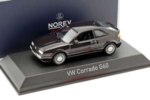 VW CORRADO (G60) 1990 DARK BURGUNDY METALLIC