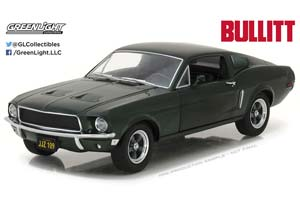 FORD MUSTANG GT FASTBACK 1968 MOVIE BULLIT