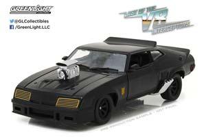 FORD FALCON XB V8 BLACK INTERCEPTOR 1973 MAD MAX