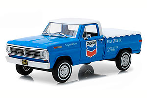 FORD F-100 PICK-UP WITH TENT CHEVRON FULL SERVICE 1972 *ФОРД ФОРТ