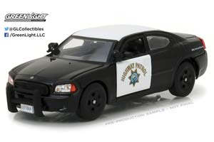 DODGE CHARGER CALIFORNIA HIGHWAY PATROL 2008