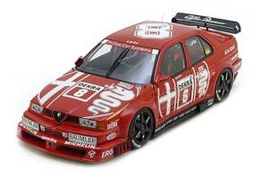 ALFA ROMEO 155 V6 TI #8 DTM CHAMPION LARINI 1993