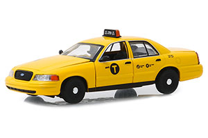 FORD CROWN VICTORIA NYC TAXI   FORD CROWN VICTORIA NYC TAXI (ТАКСИ НЬЮ-ЙОРКА) 2018 *ФОРД ФОРТ