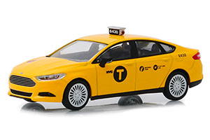 FORD FUSION NYC TAXI 2013 *ФОРД ФОРТ