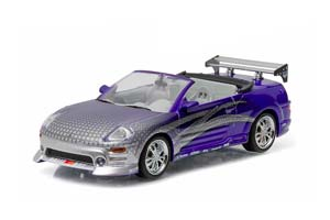 MITSUBISHI ECLIPSE SPYDER 2001 2 FAST & 2 FURIOUS (FROM THE MOVIE DOUBLE FAST AND THE FURIOUS) *МИЦУБИШИ МИТСУБИСИ МИТСУБИШИ МИТСУБИСИ