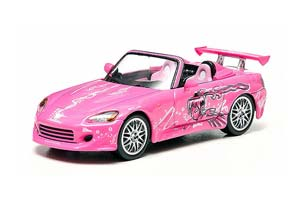 HONDA S2000 2001 2 FAST & 2 FURIOUS (FROM THE MOVIE DOUBLE FURIOUS) *ХОНДА