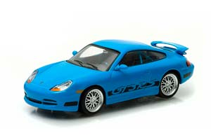 PORSCHE 911 GT3 RS 2001 FAST & FURIOUS: FAST FIVE (FROM THE MOVIE V FRAME) *ПОРШЕ ПОРШ