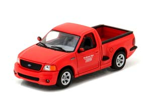 FORD F-150 SVT LIGHTNING 1999 RED FAST & FURIOUS