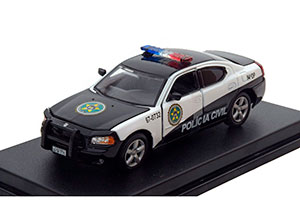 DODGE CHARGER POLICE RIO POLICIA CIVIL 2006 FAST & FURIOUS: FAST FIVE *ДОДЖ