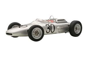 PORSCHE 804 F1 1962 # 30 WINNER DAN GURNEY GRAND PRIX DE FRANCE (ROUEN)
