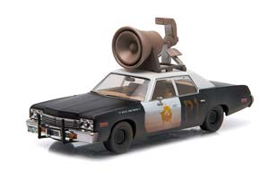 DODGE MONACO BLUESMOBILE HORN ON ROOF 1974 (FROM THE MOVIE BROTHERS BLUES) *ДОДЖ