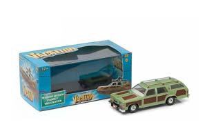 FAMILY TRUCKSTER WAGON QUEEN (FORD LTD COUNTRY SQUIRE) 1979 (FROM THE MOVIE KANICAL) *ФЭМИЛИ ТРАКСТЕР