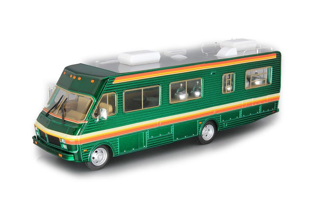 FLEETWOOD BOUNDER RV 1986 GREEN *ФЛИТВУД