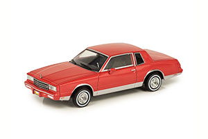 CHEVROLET MONTE CARLO 1982 (JESSE PINKMANS MACHINE FROM THE TV SERIES BREAKING BAD)