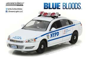 CHEVROLET IMPALA NEW YORK CITY POLICE DEPARTMENT 2010