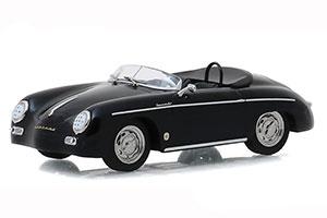 PORSCHE 356 SPEEDSTER SUPER 1958 BLACK *ПОРШЕ ПОРШ