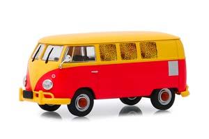 VW VOLKSWAGEN T1 STATION WAGON 1967 | VOLKSWAGEN T1 (ИЗ К/Ф БЫСТРЫЕ ПЕРЕМЕНЫ В ШКОЛЕ РИДЖМОНТ-ХАЙ) *ФОЛЬКСВАГЕН ФОЛЬЦВАГЕН