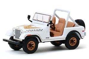 JEEP CJ-7 4x4 GOLDEN EAGLE DIXIE 1979 WHITE *ДЖИП
