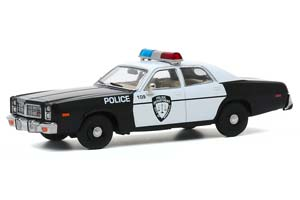 DODGE MONACO POLICE DEPARTMENT CITY OF ROSEVILLE 1977