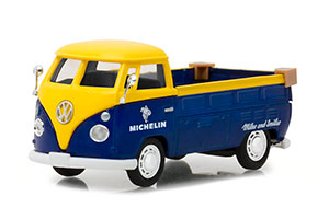 VW VOLKSWAGEN T1 PICK-UP MICHELIN TIRES 1960 *ФОЛЬКСВАГЕН ФОЛЬЦВАГЕН