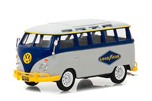 VW VOLKSWAGEN T1 SAMBA BUS GOODYEAR TIRES 1960 *ФОЛЬКСВАГЕН ФОЛЬЦВАГЕН