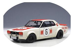 Nissan Skyline GT-R (KPGC10) RHD No.6 GP Japan K.Takahashi 1971