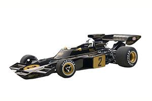 Lotus 72 E 1973 Peterson #2 Composite Model/No Openings