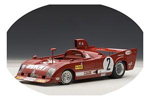 Alfa Romeo 33 TT 12 1000 km Monza Winner 1975 Merzario/Lafitte #2