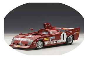 Alfa Romeo 33 TT 12 1000 km Nurburgring Winner 1975 Merzario/Lafitte #1