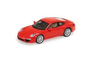 PORSCHE 911 (991) CARRERA S 2011 RED