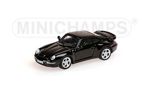 PORSCHE 911 (993) TURBO 1995 BLACK