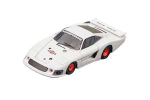 PORSCHE 935/78 TEST CAR WHITE